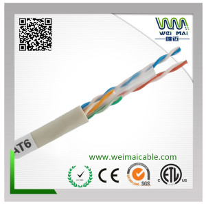 LAN CABLE UTP CAT6 4PAIRS 23AWG BC