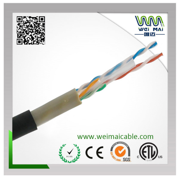 ETHERNET CABLE UTP CAT6  outdoor