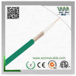 Coaxial Cable RG6 60% Braiding 75ohm