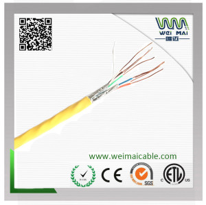 LAN CABLE UTP/FTP CAT6A 4PAIRS 26AWG BC/CCA