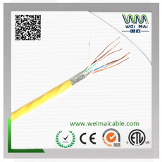 LAN CABLE UTP/FTP CAT7 4PAIRS 26AWG BC/CCA