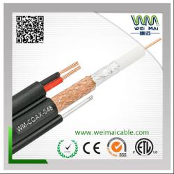 коаксиальный кабель RG5C 98.5% плетение 75ohm китай производителя, поставщика