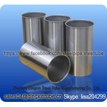 Precision seamless steel pipe for engine cylinder liner