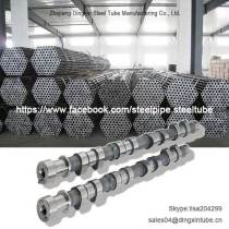 Precision Seamless Steel Pipe For Camshaft, Made of S45C