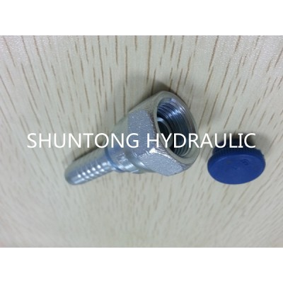 PIPE FITTING HOSE ADAPTER HYDRAULIC FITTING NPSM FEMALE 60°CONE