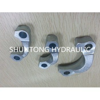 PIPE FITTING HOSE ADAPTER HYDRAULIC FITTING SAE SPLIT FLANGE CLAMPS 3000PSI