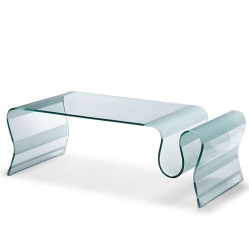 Taky Curved Glass Coffee Table: Curved Glass Coffee Tables Hot Bent Glass Coffee Tables
