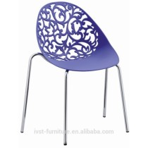 2014 stackable plastic chair for dining room chairs