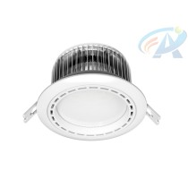 12W 4inch Fins Radiator LED Down Lamp