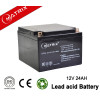 12V 24AH UPS Battery DC rechargeable CE ISO