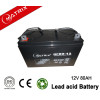 Rechargeable SLA 12v 80AH UPS replacement Battery with T10 terminal