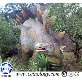 Dinosaur exhibits for exhitition (Stegosaurus)