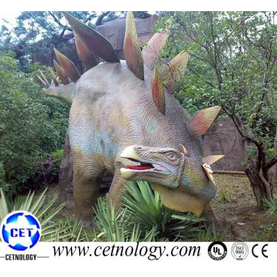 Dinosaur exhibits for exhitition (Stegosaurus)