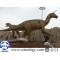 Realistic Animatronic Prehisoric Park Dinosaur