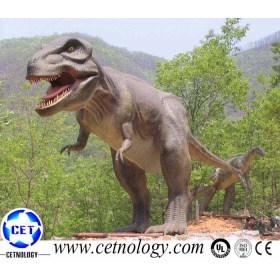 Animatronic Dinosaur Large T-Rex for Dino Park