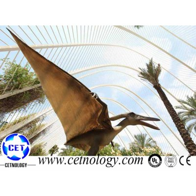 Park Animatronic Dinosaur (pterosaur)