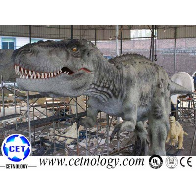 Animatronic Dinosaur  of Jurassic period kingT-Rex