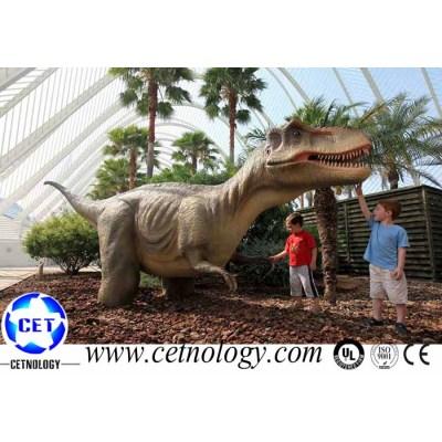 Amusement dinosaur for Amusement Park