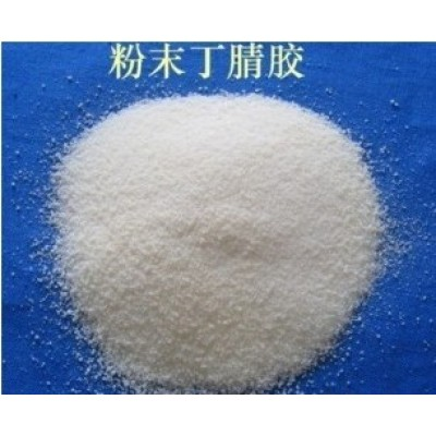 Nitrile rubber powder synthetic rubber for PVC modification chemigum p83