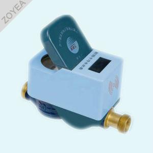 Mojado- tipo de prepago medidor de agua( frío)