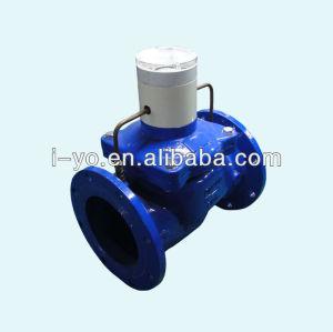 de prepago medidor de agua de la válvula de control