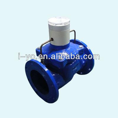 medidor de agua de la válvula