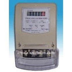1p2w抗- タンパー電力量計