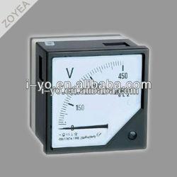 AC電圧計