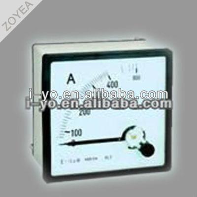 medidor de corriente cc
