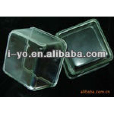 De alta calidad 1-ph medidor de kwh cubierta de vidrio