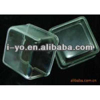 De alta calidad 3-ph medidor de kwh cubierta de vidrio