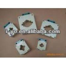 白い四角の形変流器のためのプラスチックケース