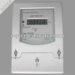太陽エネルギーの限界のメートル