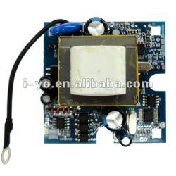 回路基板用のデジタル電気メーター3p4w10( 40a)