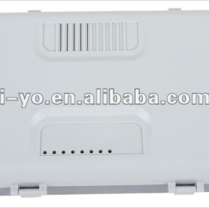 White Plastic Network Shell