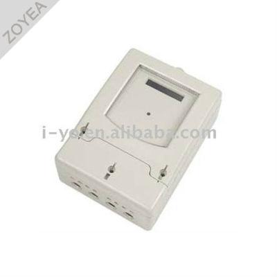 Blanco dds-019 caja del medidor
