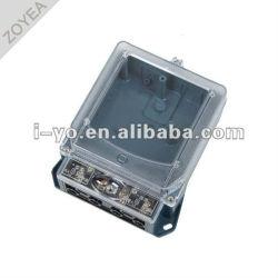 Dds-001 de plástico caja del medidor para contador de kwh