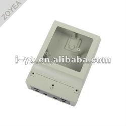 Dds-004 de plástico caja del medidor para contador de kwh