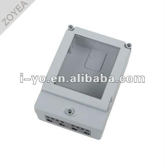 Dds-013 de plástico caja del medidor para contador de kwh