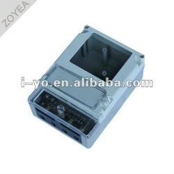 Dds-013-2プラスチックメーターキロワット時メーター用のケース