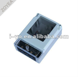 DDS-013-3 Plastic Meter Case for kWh Meter