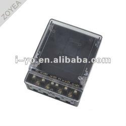 Dds-015 de plástico caja del medidor para contador de kwh