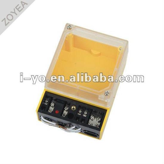 Dds-016 de plástico caja del medidor para contador de kwh