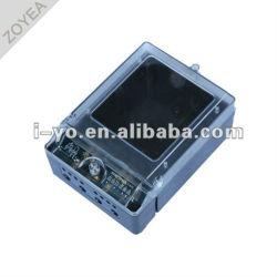 Dds-018 de plástico caja del medidor para contador de kwh