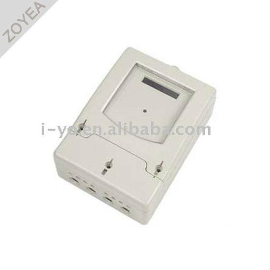 Dds-019 de plástico caja del medidor para contador de kwh