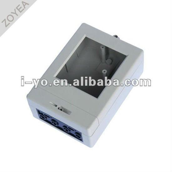 Dds-020 de plástico caja del medidor para contador de kwh