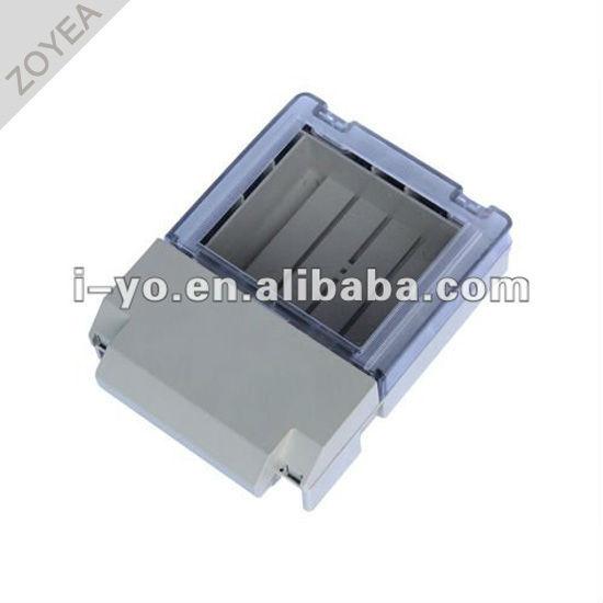 Dds-022 de plástico caja del medidor para contador de kwh