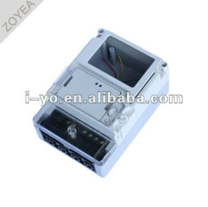 DDS-2023Y Plastic Meter Case for kWh Meter