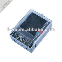 Ddsf- 012 compteur en plastique cas pour compteur de kwh