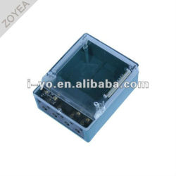Ddsf- 014 de plástico caja del medidor para contador de kwh